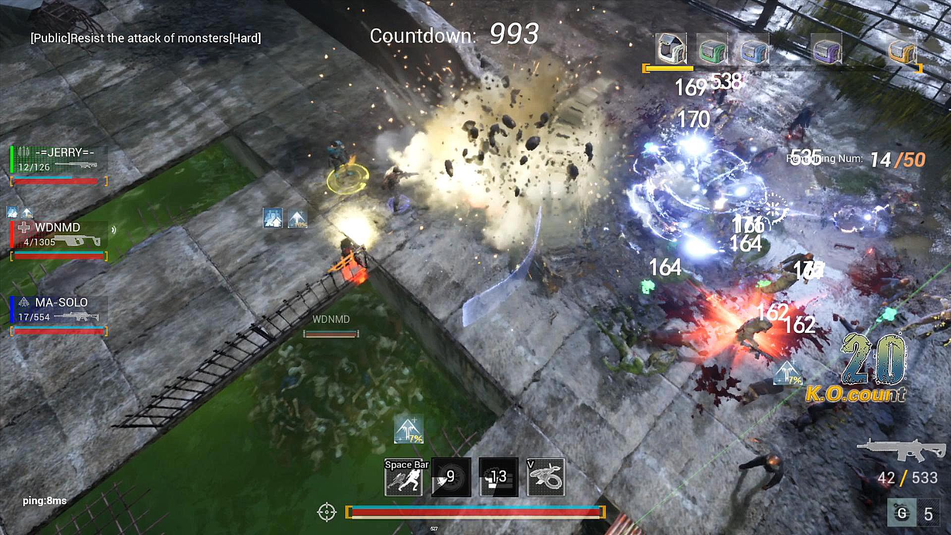 独立俯视角射击游戏《Z字特遣队》更新路线图曝光,将开启限免活动