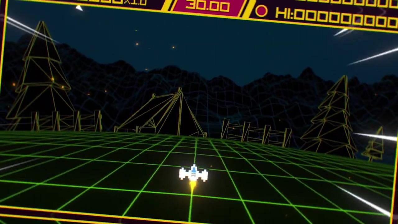 复古风射击游戏《超级特种船员DX-2》7月2日登陆主机平台 支持中文
