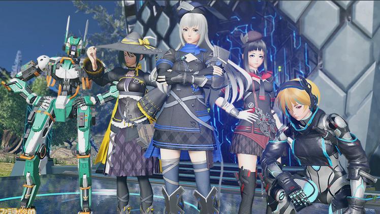 《梦幻之星在线2:新起源》公布7月更新计划 新武器以及9周年活动