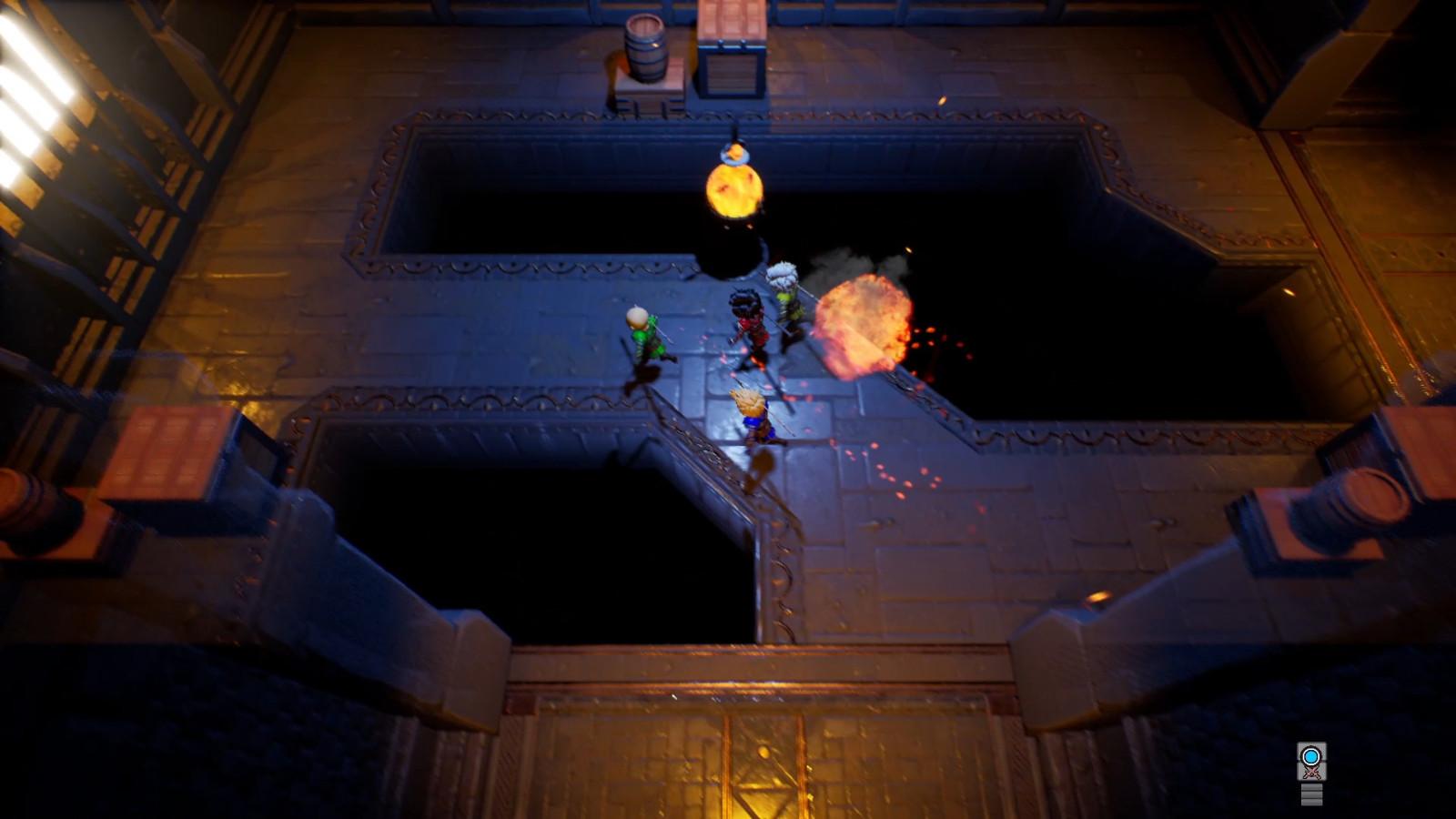 构建迷宫合作RPG《Dream's Reach》Steam今日发售