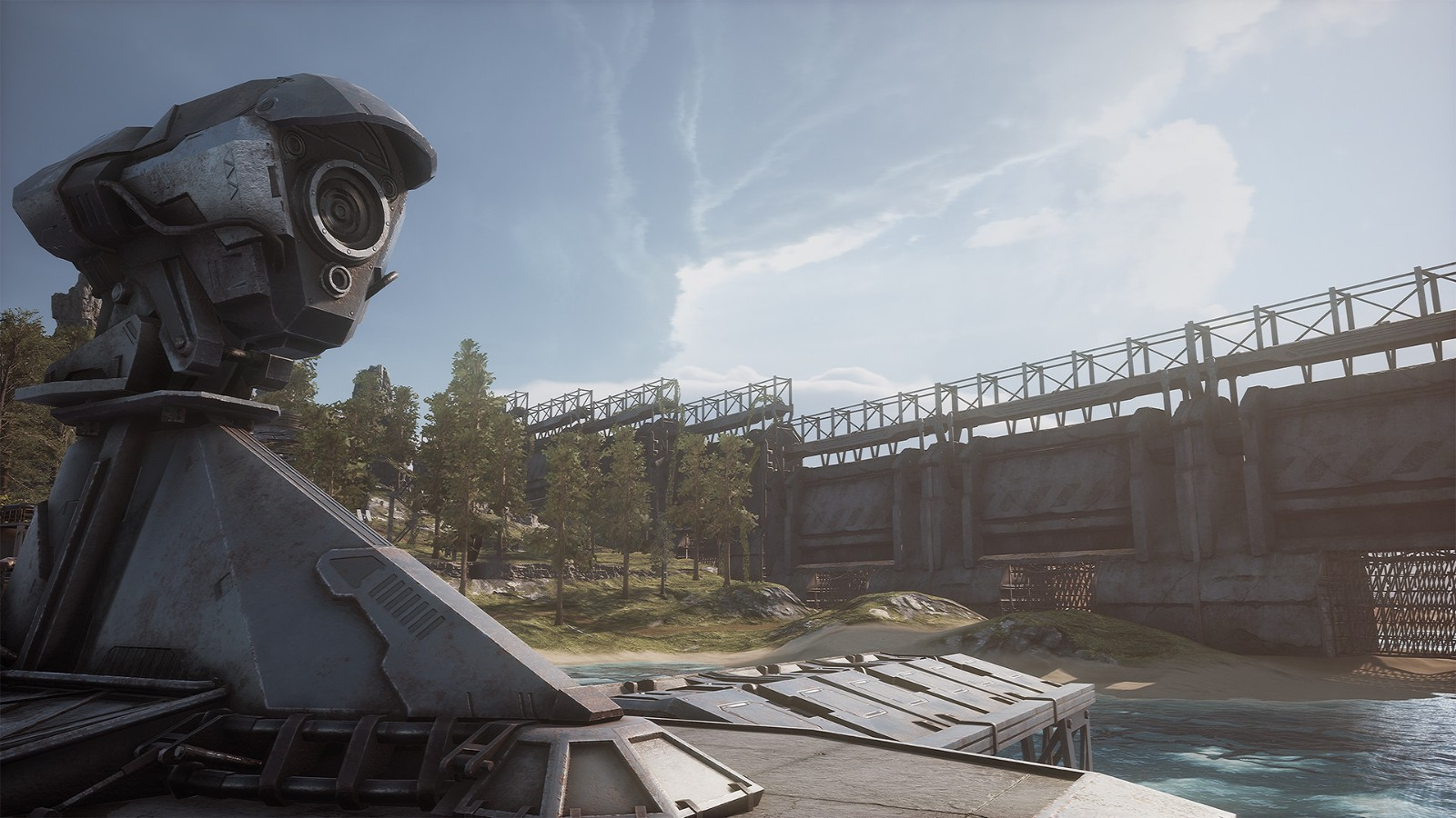 末世生存FPS《Dysterra》7月展开全球封测