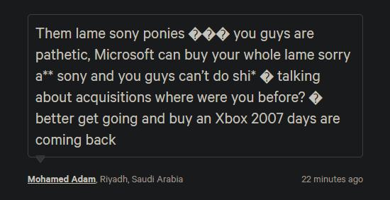 玩家发起请愿投票试图取消小岛秀夫Xbox独占游戏