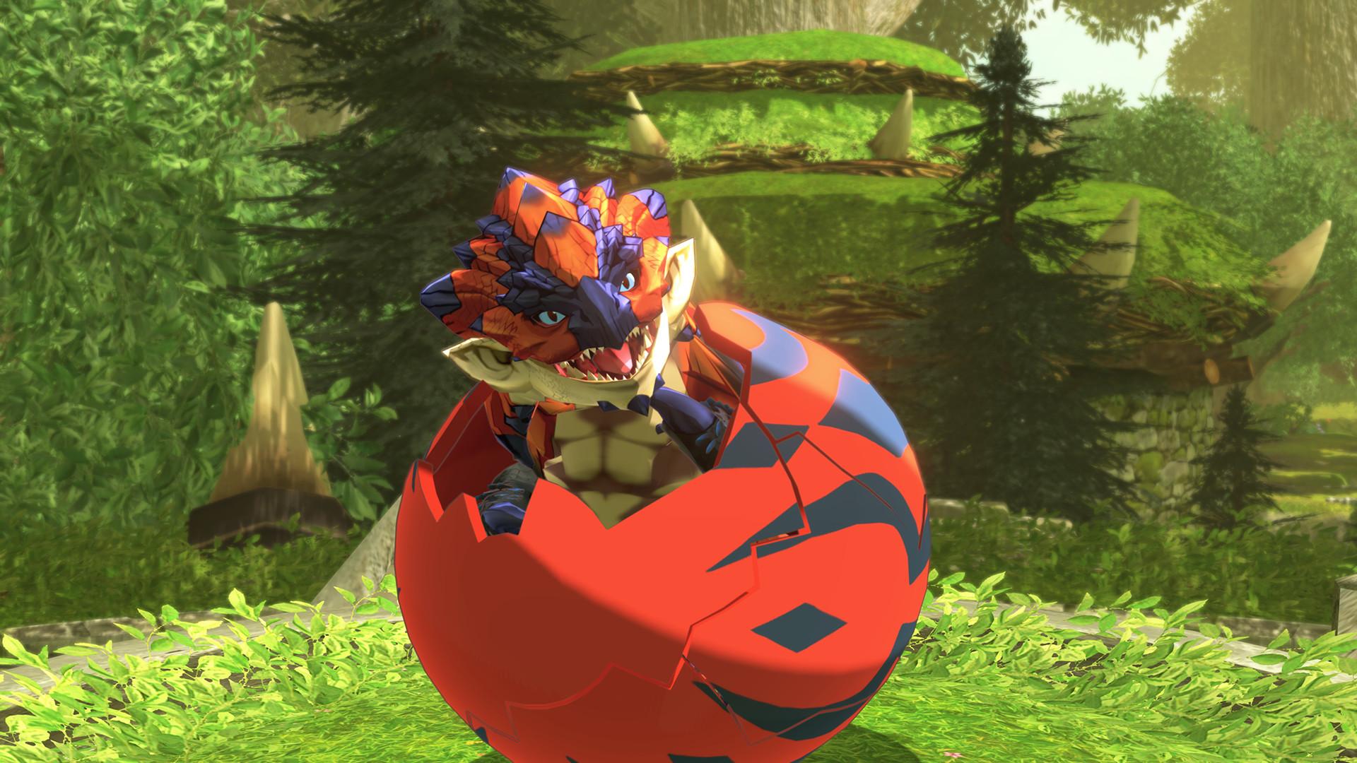 《怪物猎人物语2:破灭之翼》试玩视频流程 剧情解说视频