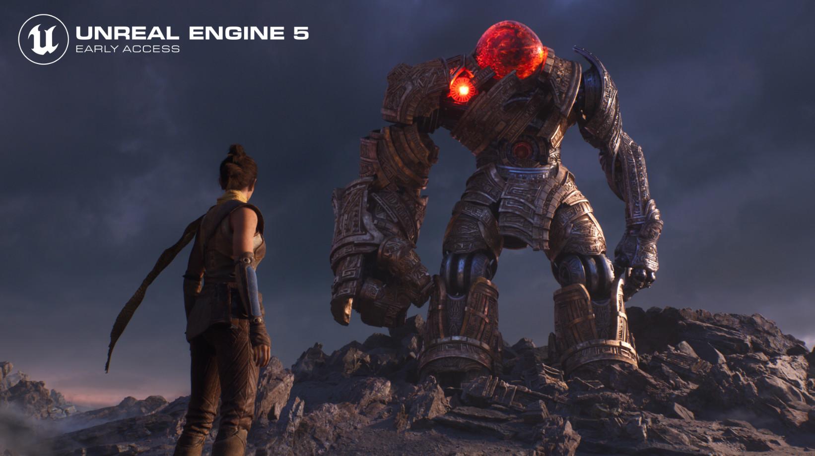 《战争机器》开发商将在GDC上展示虚幻5 XSX技术Demo