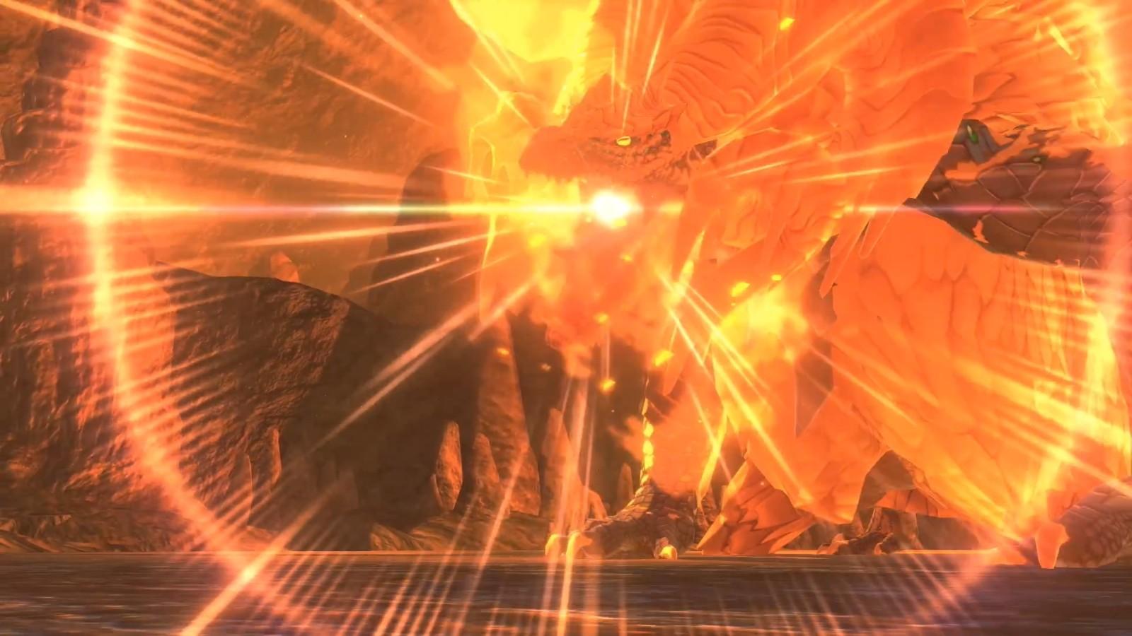 《怪物猎人物语2:毁灭之翼》特别节目 宣传片和实机演示等