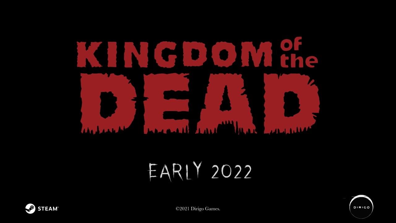 手绘风格恐怖射击新作《亡者国度》公布 2022年发售
