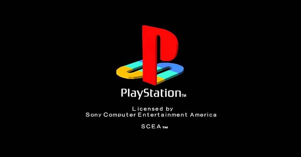 索尼PS1主机的LOGO并非图片,而是一个3D模型