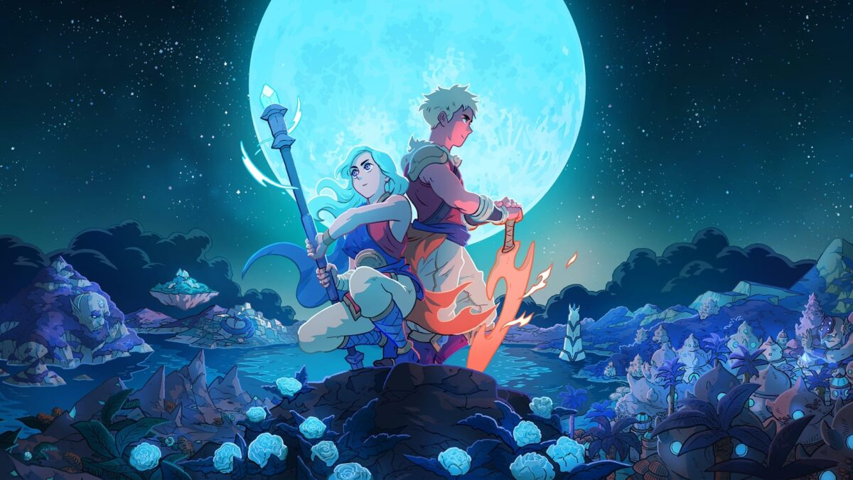回合制RPG《星空之海》新预告展示昼夜循环效果