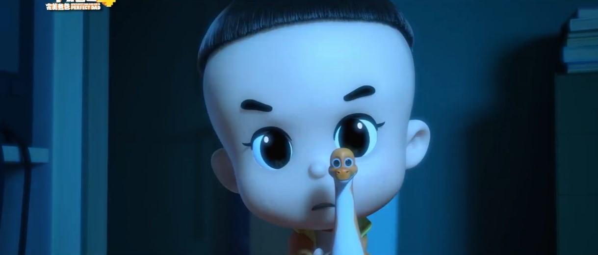 央视打造3D动画《新大头儿子和小头爸爸4》终极