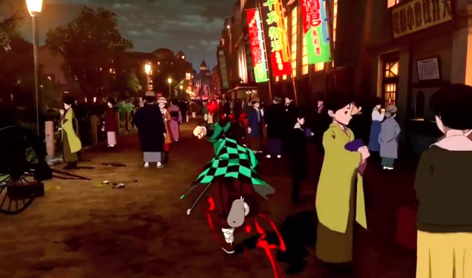《鬼灭之刃:火神血风谭》最新预告 单人游戏模式演示