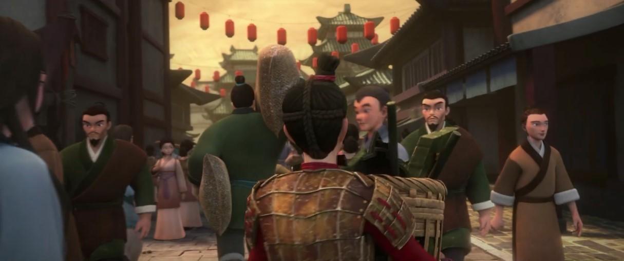 国产3D动画《俑之城》曝终极预告 7月9日上映