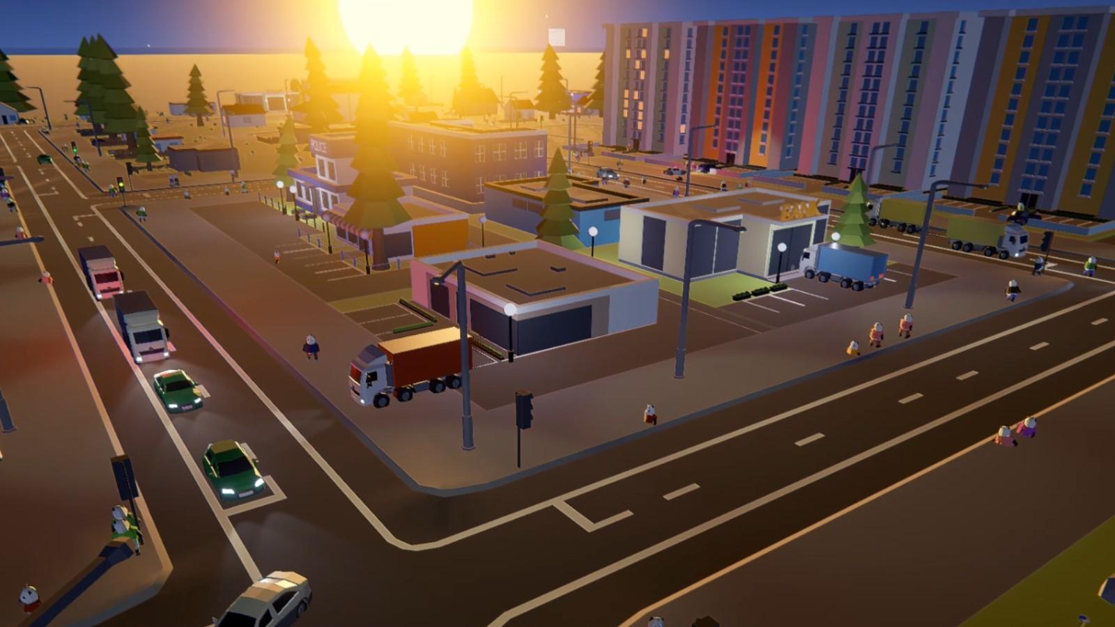 城市建造新作《熊猫城市》新预告片 9月发售