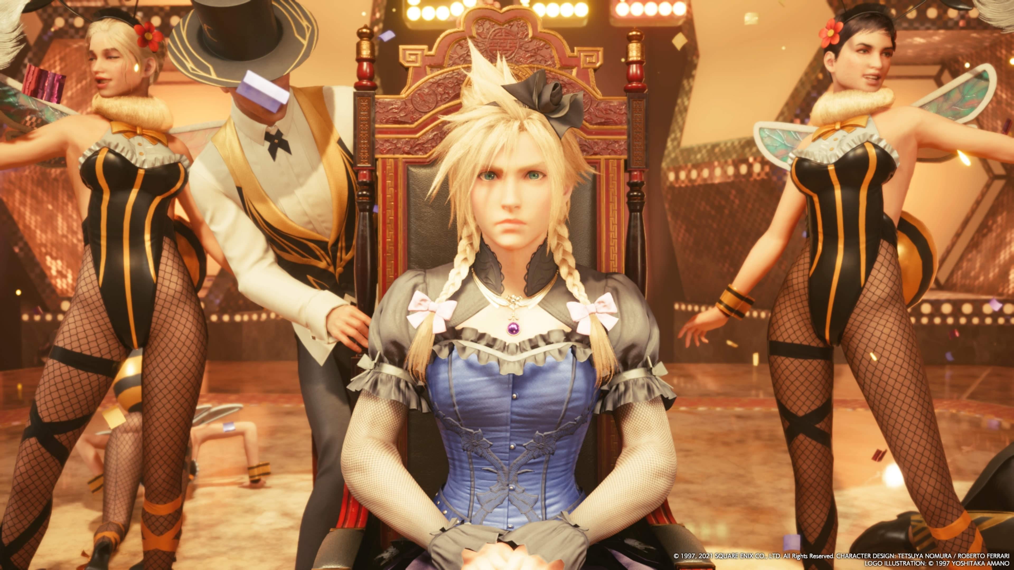 《最终幻想7重制版》监制:《最后生还者2》在LGBTQ+刻画上为行业树立标杆