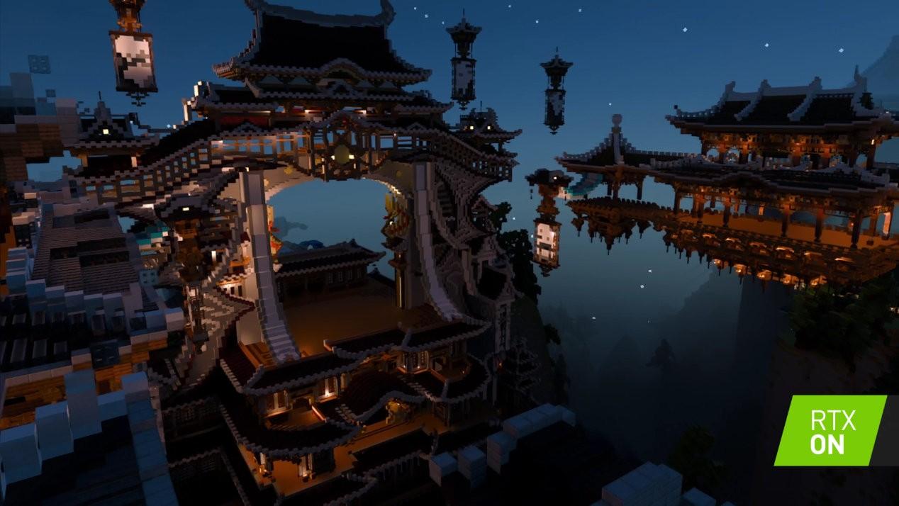 《我的世界》中国版RTX Beta版上线 支持光追和DLSS