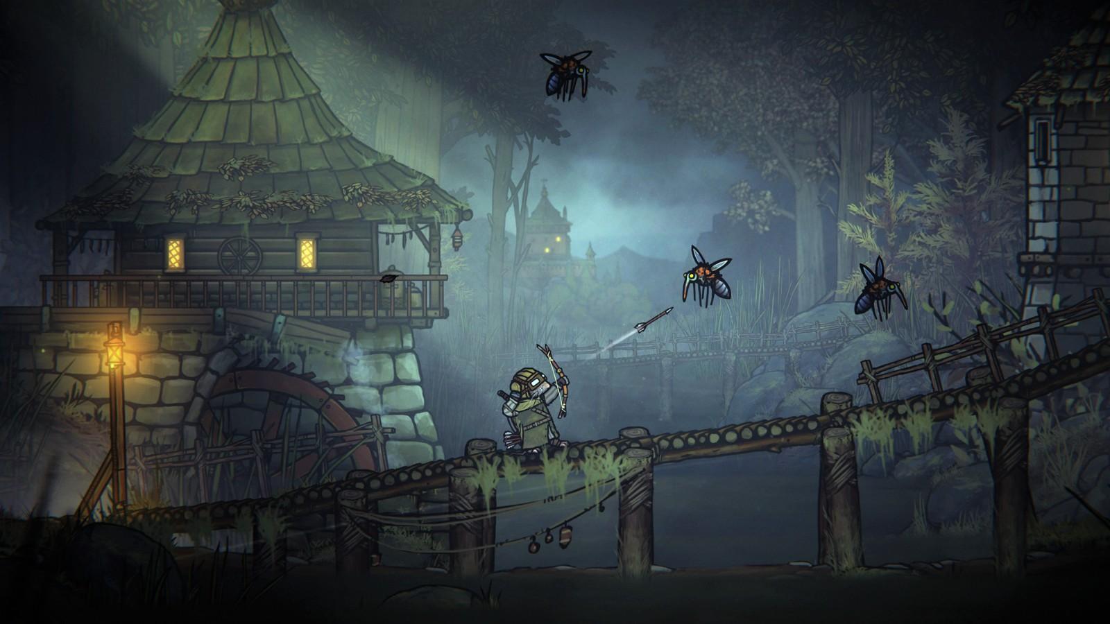 手绘风动作RPG《Tails of Iron》将于9月17日发售