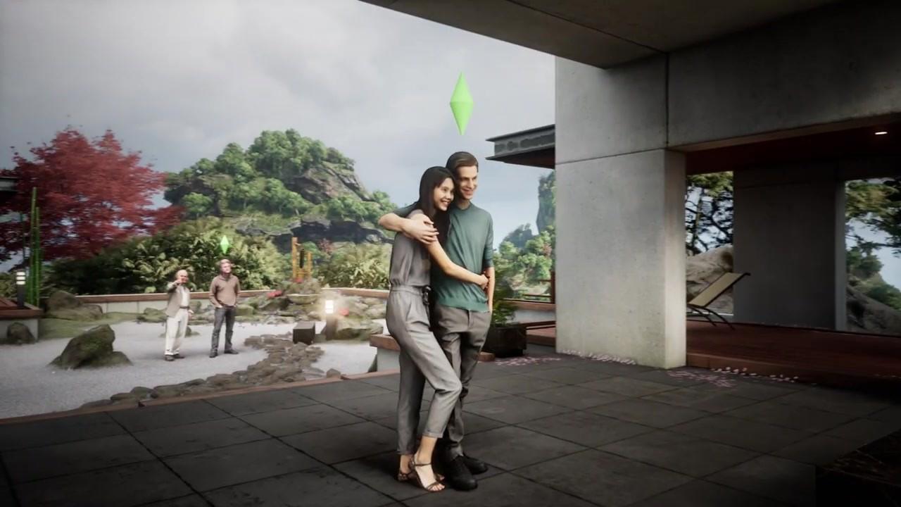 粉丝自制概念视频展示虚幻5《模拟人生5》效果