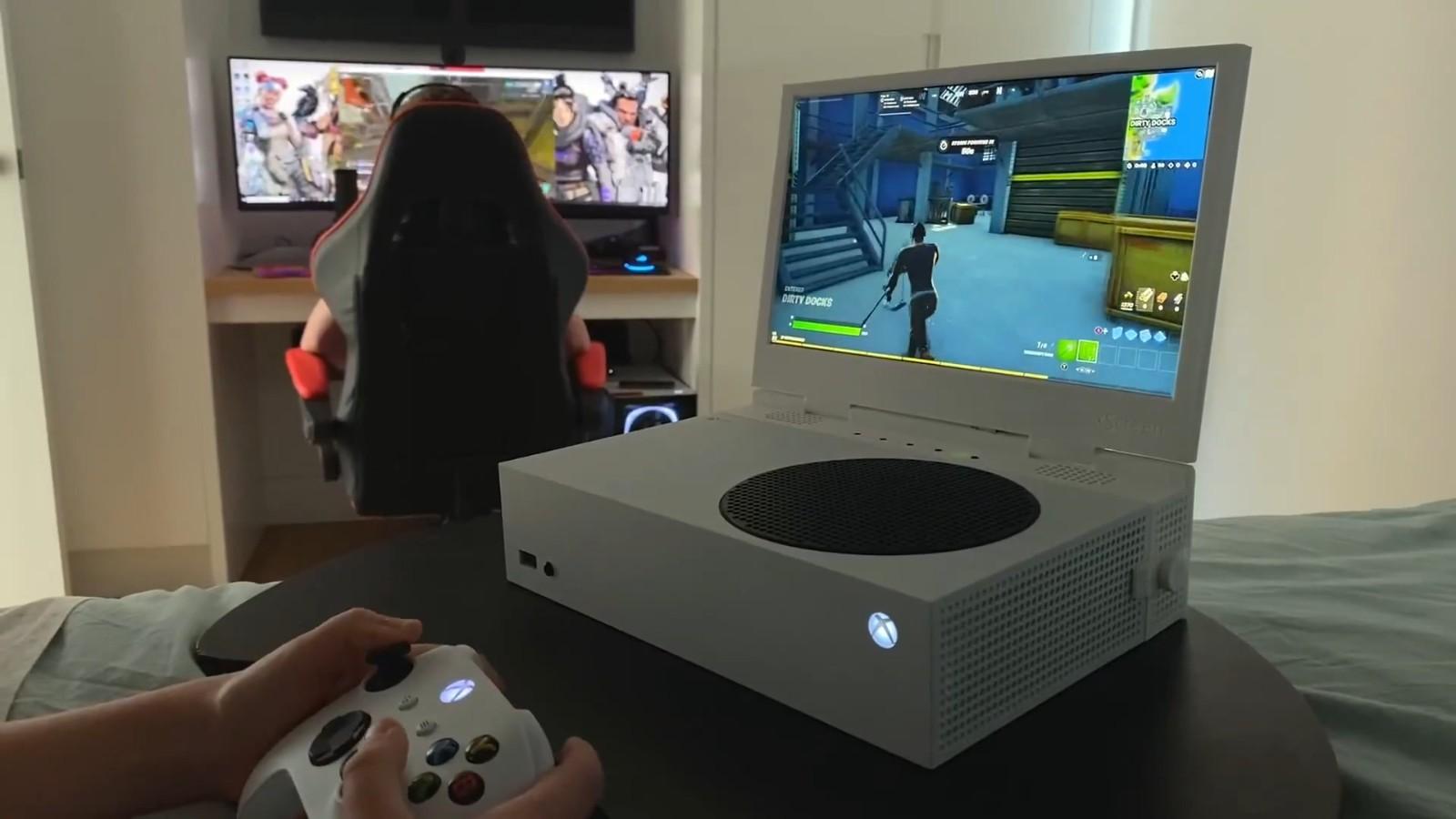 XSS便携式显示器xScreen预告 已达到众筹目标