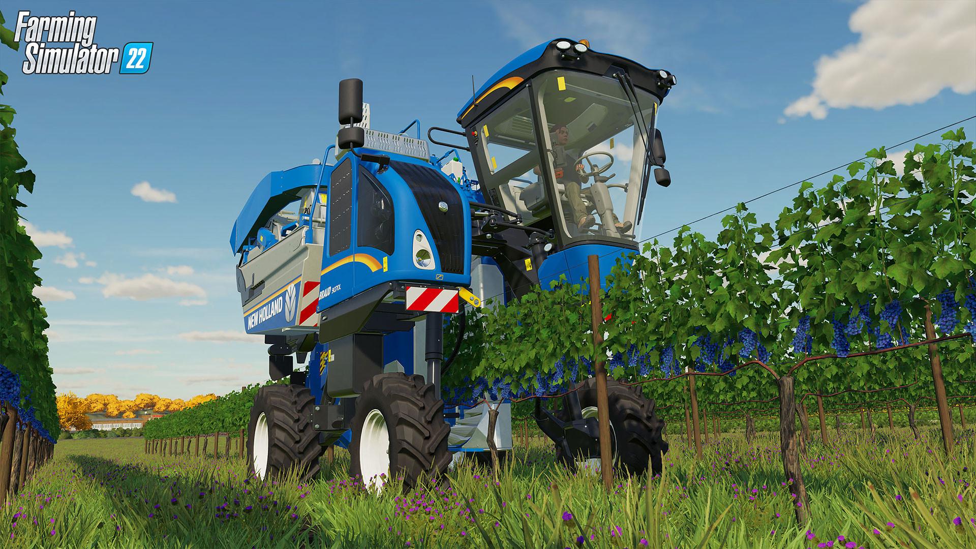 FarmCon 7月22日开始 将展示《模拟农场22》游戏玩法演示