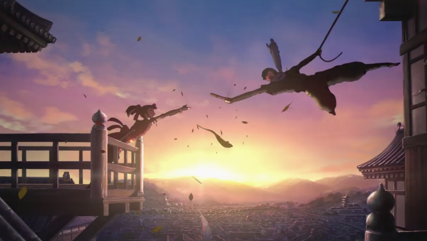 京阿尼公布2段最新宣传片 面向未来传递精彩与感动