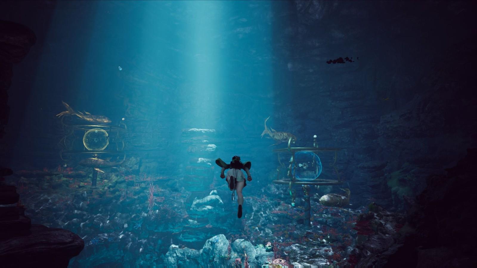 《仙剑奇侠传七》公布RTX光线追踪演示视频