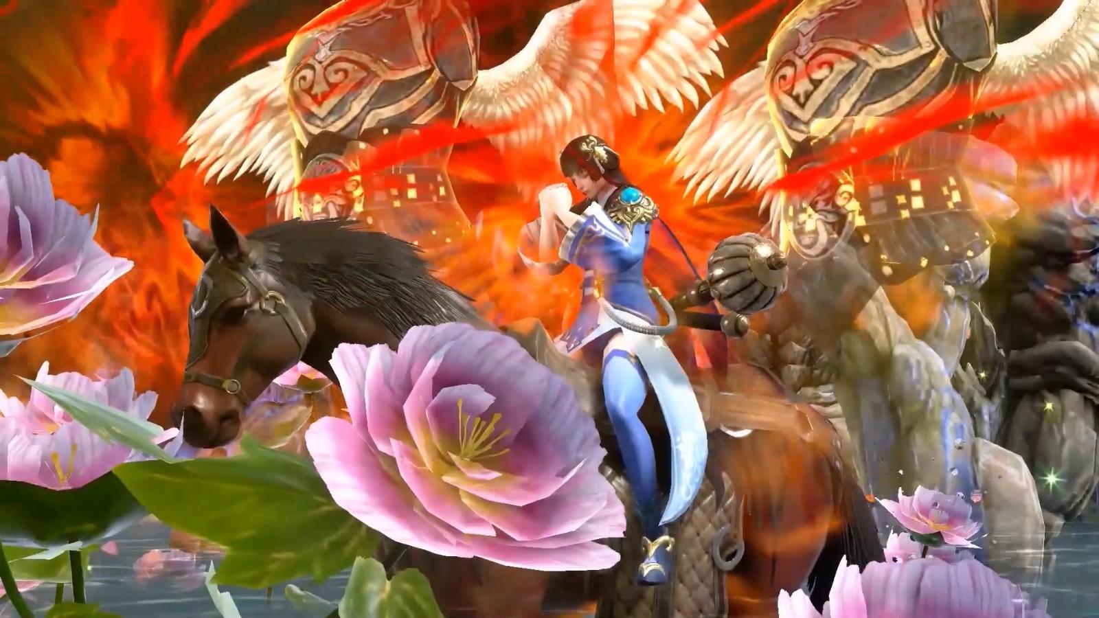 高能电玩节:《三国群英传8》新宣传片公开