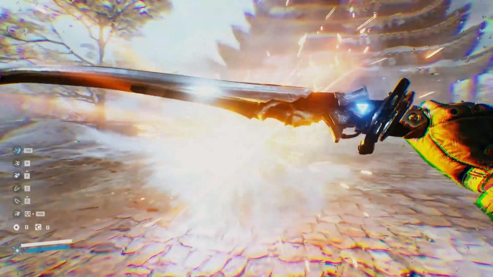 《光明记忆:无限》新实机预告 新武器和Boss战展示