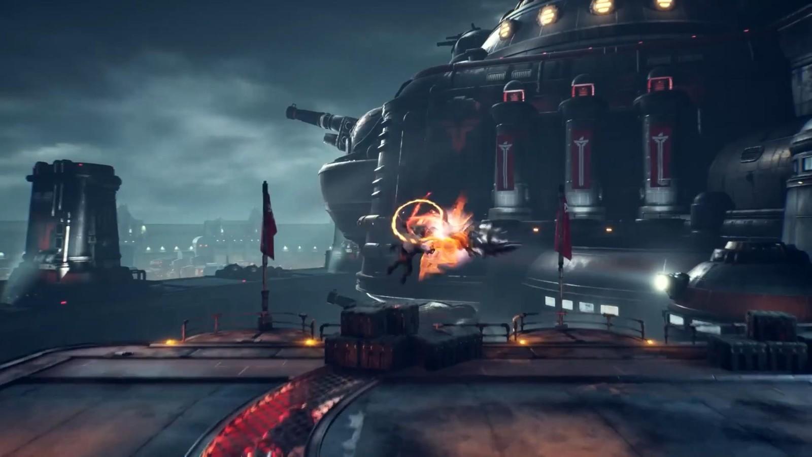 《暗影火炬城》新实机预告 9月7日登陆PS4/PS5