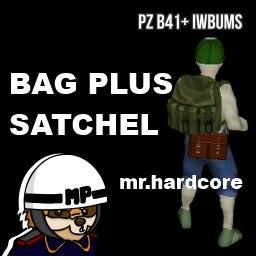 《僵尸毁灭工程》同时装备背包挎包MOD