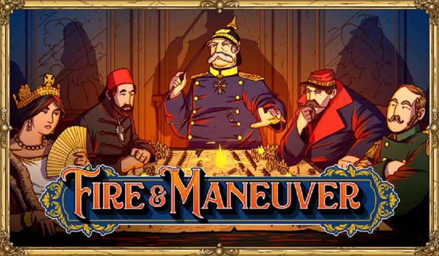 免费制历史战争策略游戏新作《火力与机动》公布