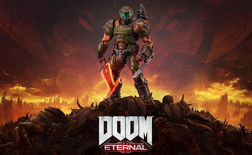 游戏新消息:GSC推出毁灭战士永恒主角Figma现已开放预购