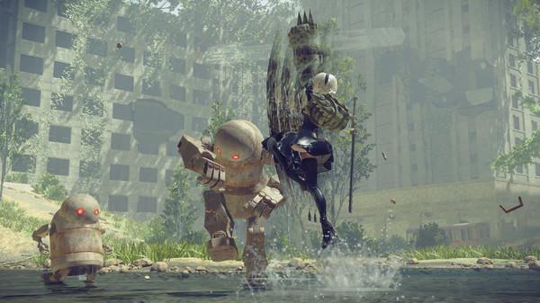 游戏新消息:尼尔机械纪元Steam版更新7月15日上线