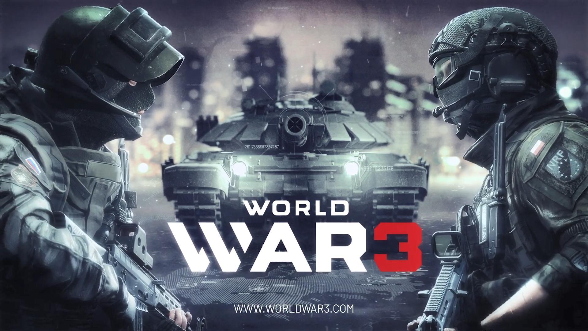沉寂1年起死回生 多人射击游戏《第三次世界大战》公布新宣传视频