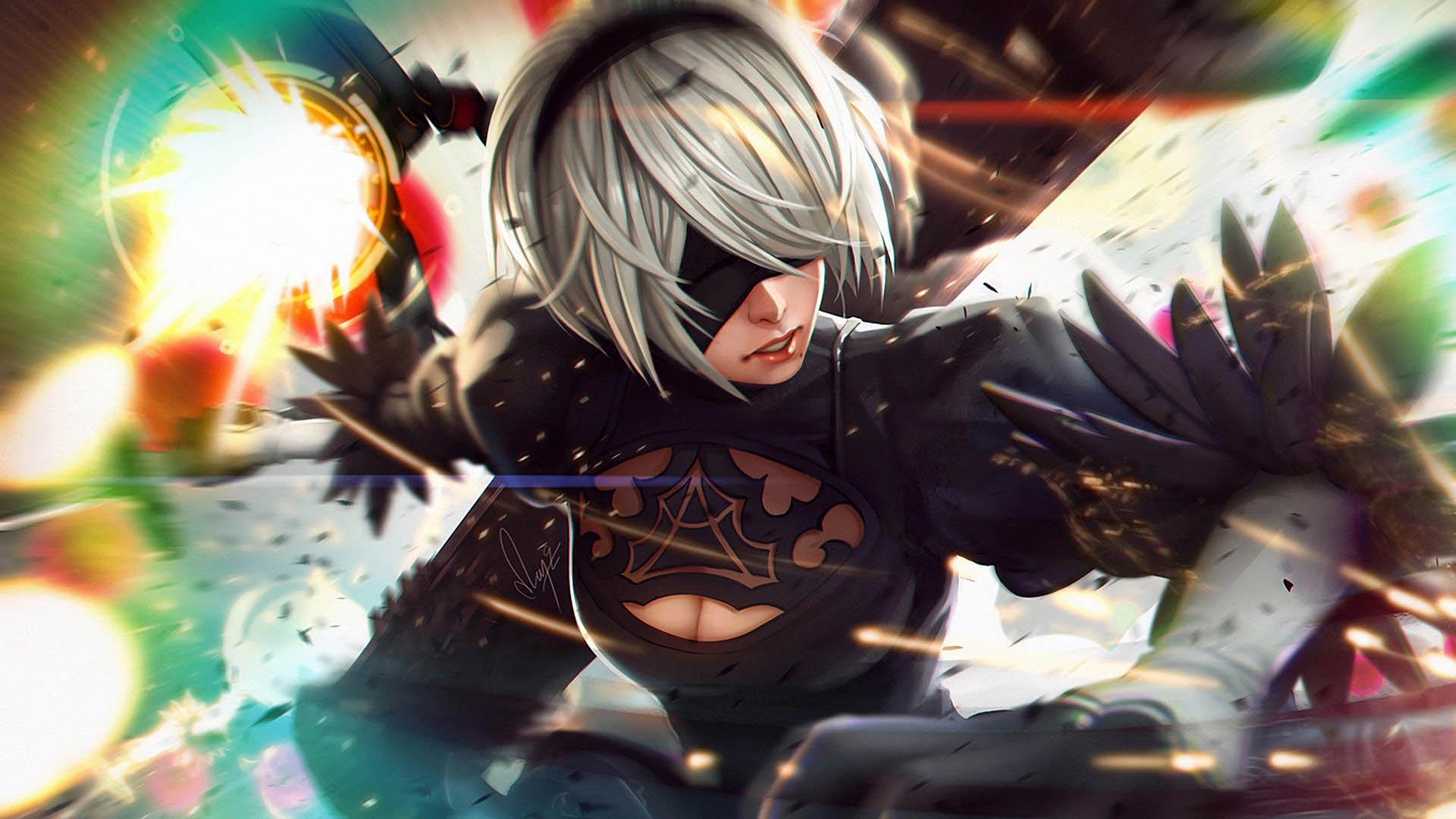 《尼尔:机械纪元》Steam版更新发布 移除D加密