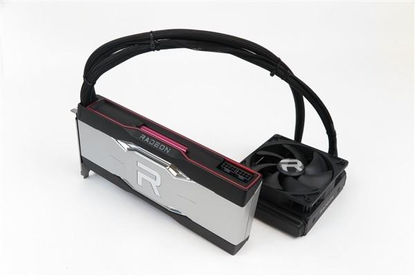 AMD RX 6900 XT水冷版首测:无限逼近RTX 3090