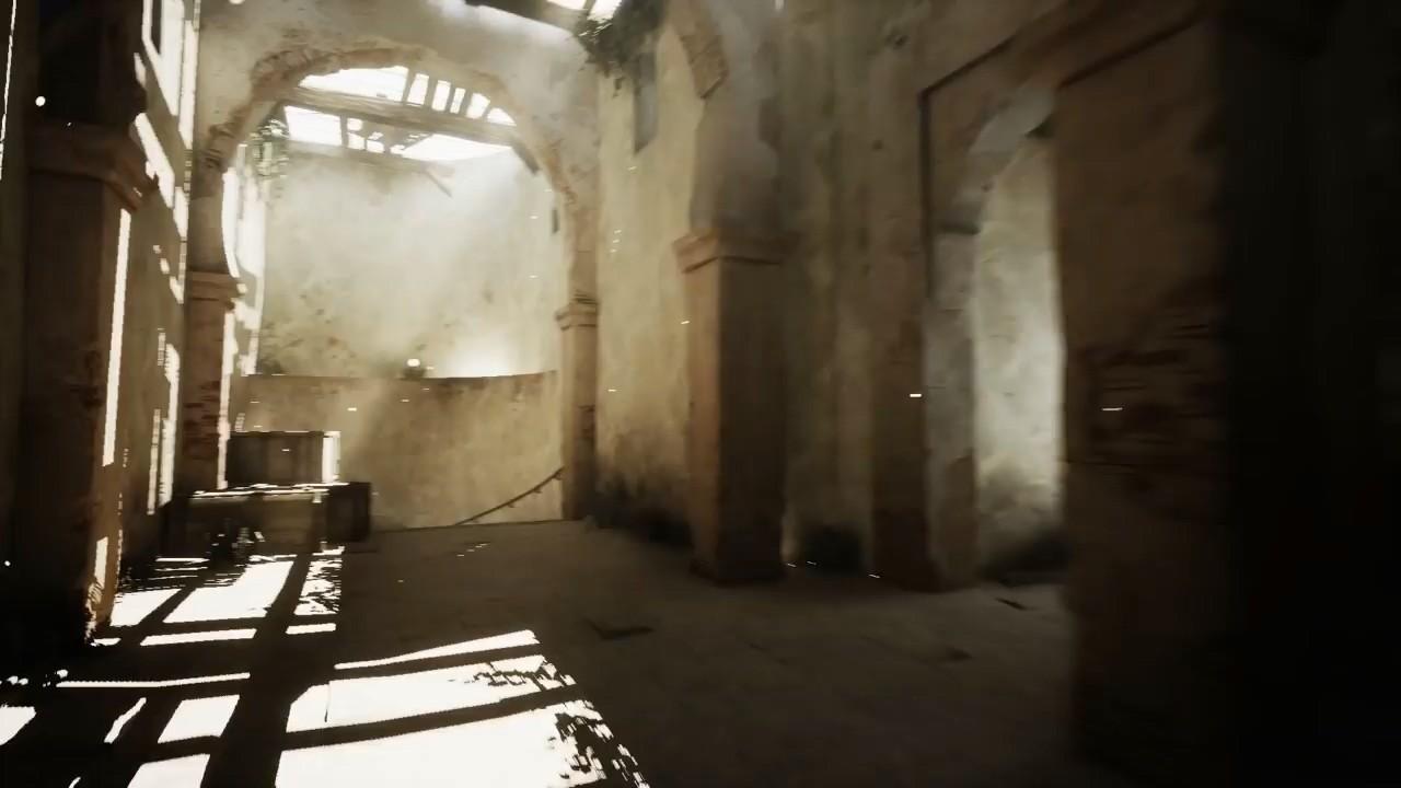 玩家用虚幻引擎重制了《CS:GO》Dust 2地图