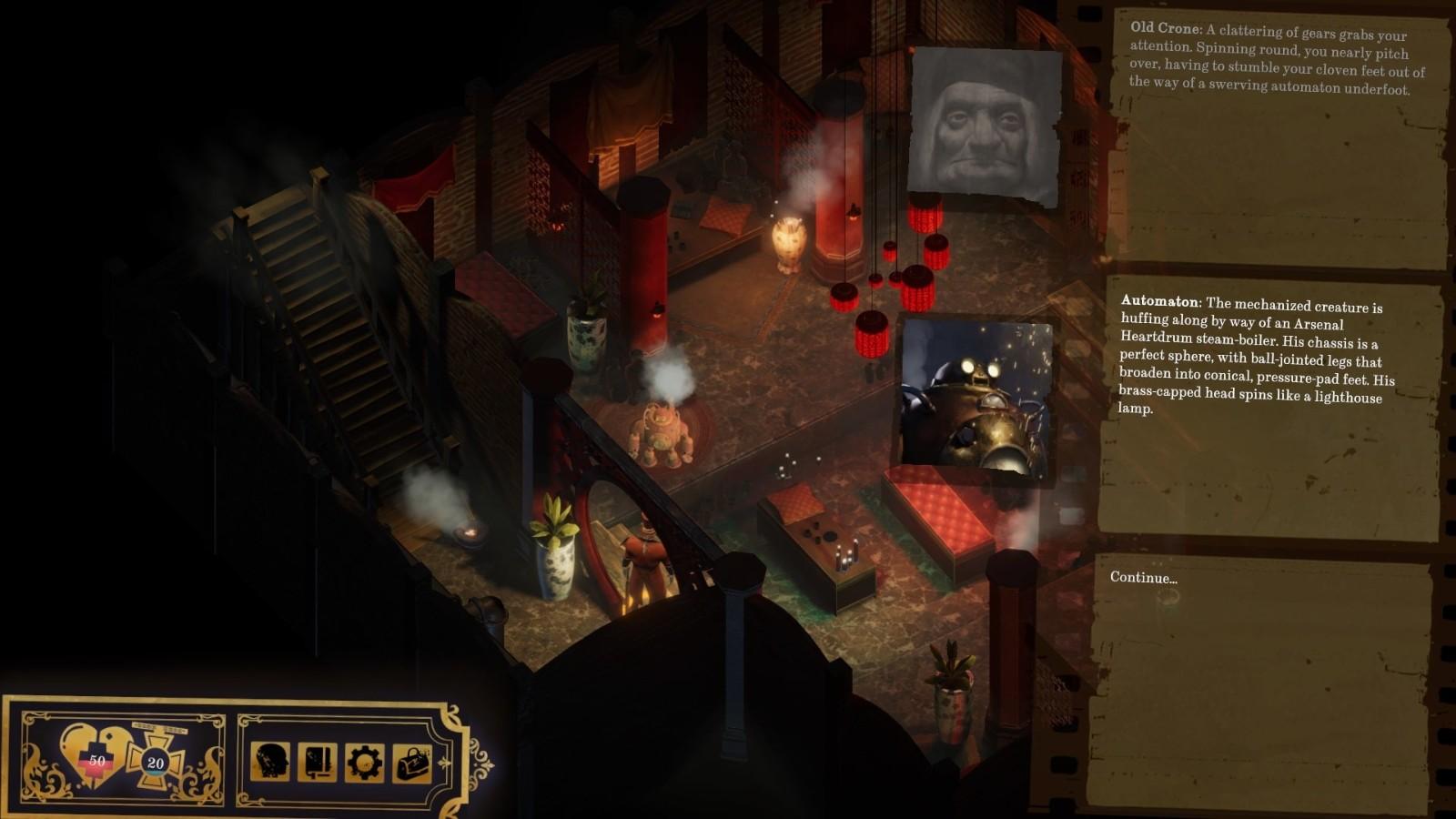 维多利亚时代蒸汽朋克CRPG《Sovereign Syndicate》上架Steam 支持简中