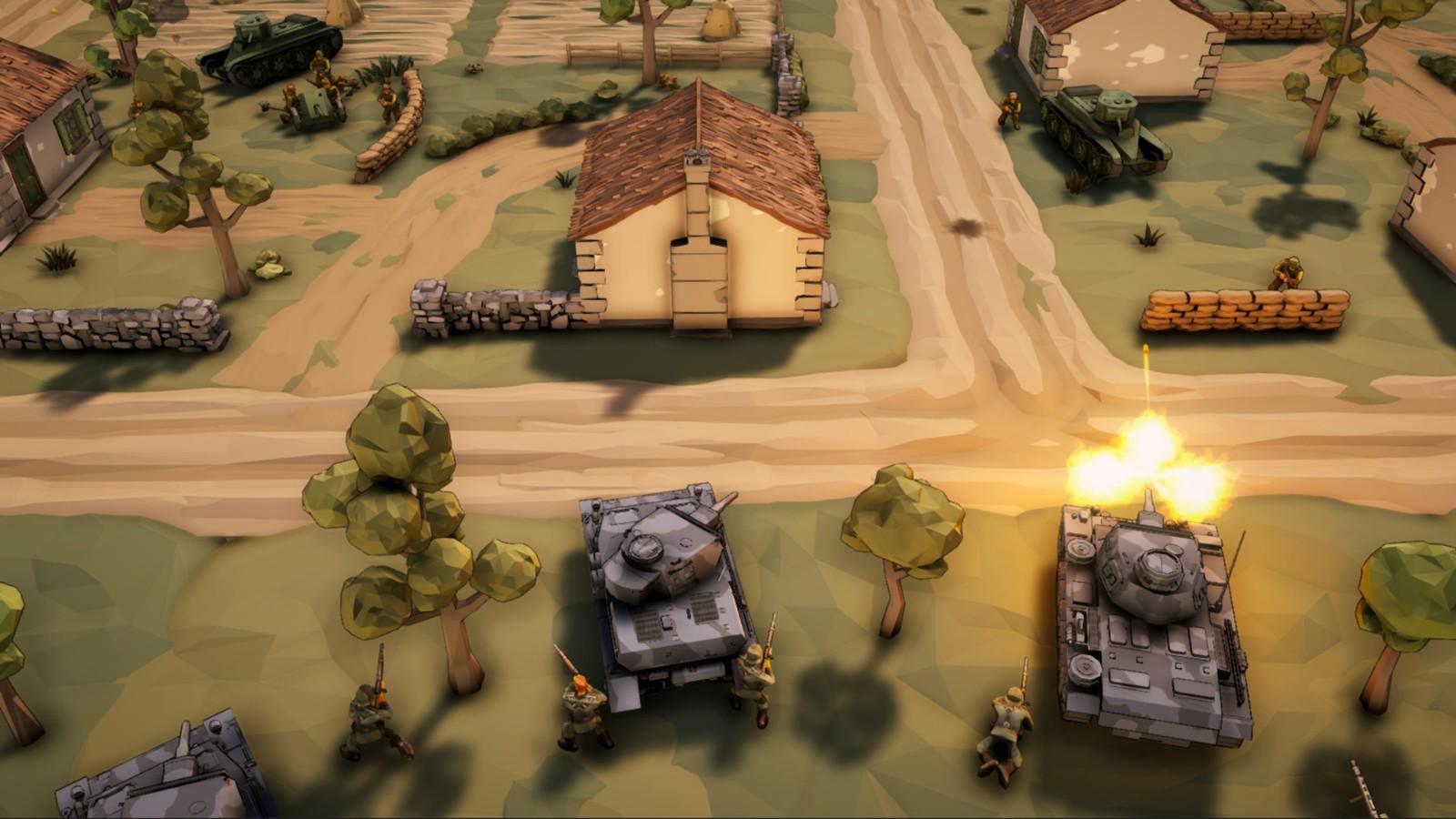 国产二战游戏《卫国战争》上架Steam 集结队伍战斗