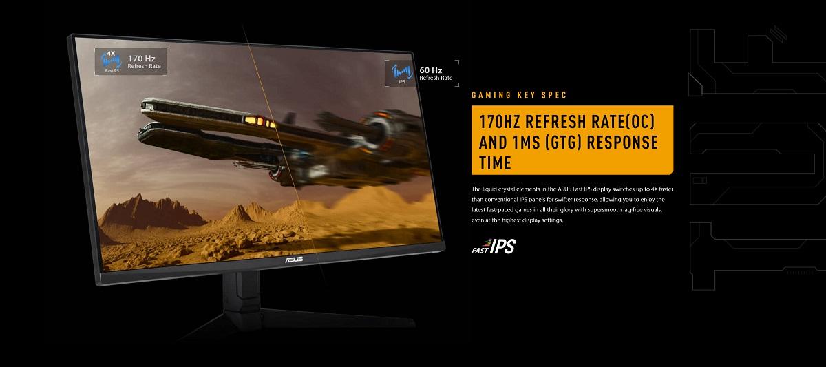 华硕将推TUF Gaming 32寸游戏显示器 支持HDR 400