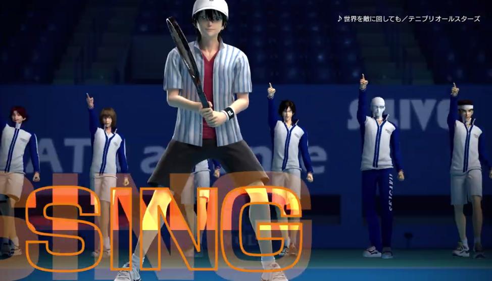 全新《网球王子》3D动画电影正式预告 9月3日上映