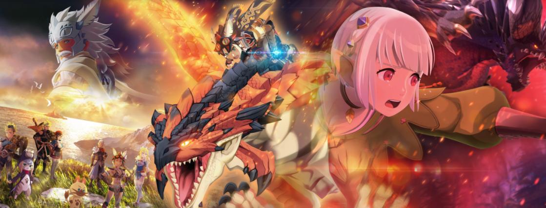 《怪物猎人物语2:毁灭之翼》全球销量突破100万 8月5日免费更新