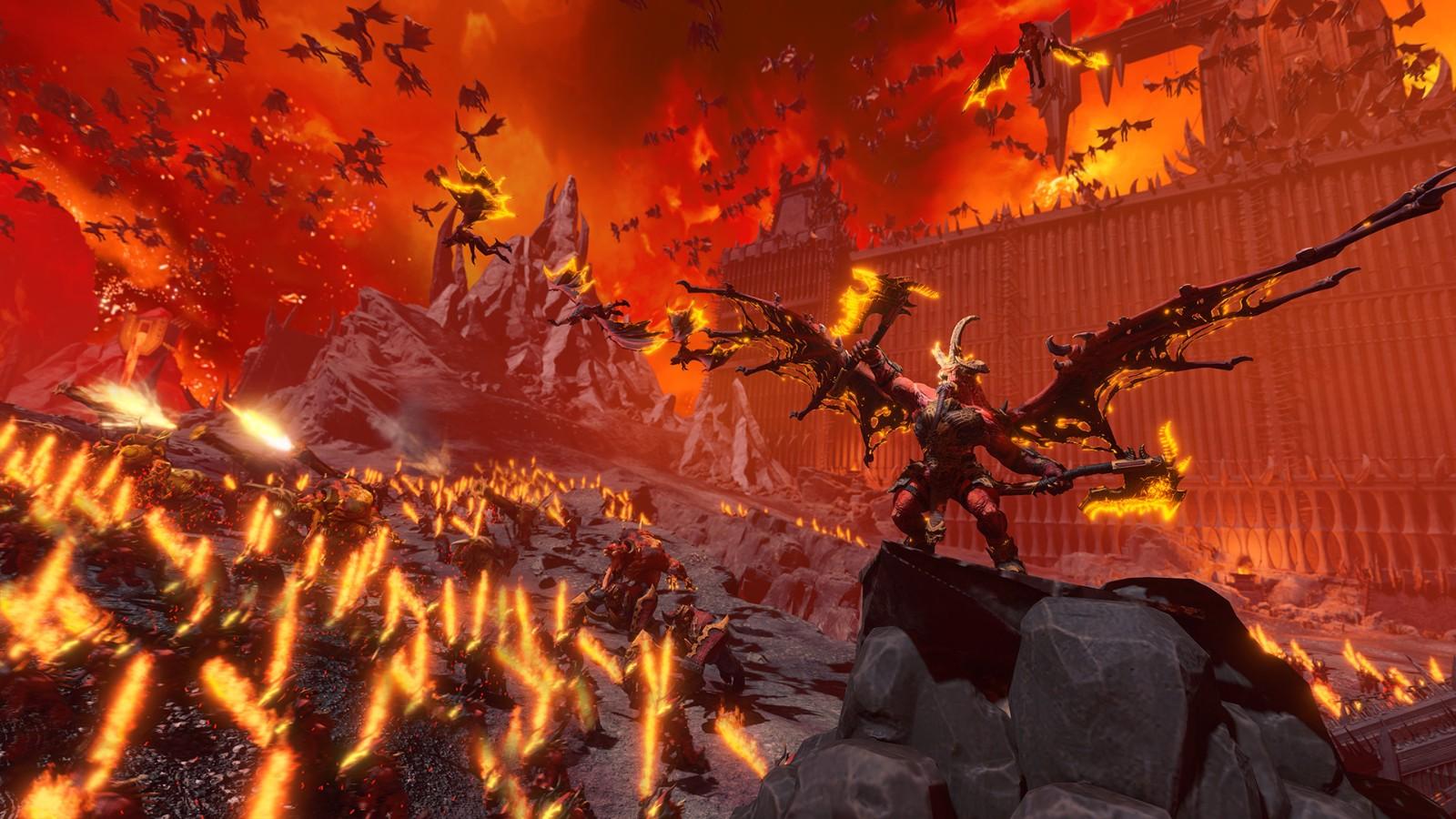 《全面战争:战锤3》新艺术图 将于9月揭秘震旦天朝