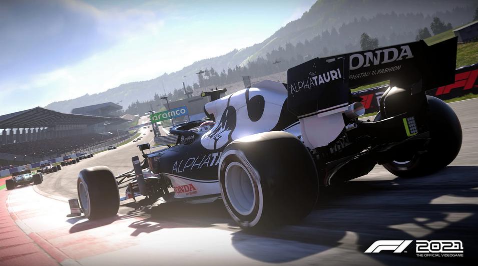 """《F1 2021》PS5版更新将移除光追支持 官方表示""""这是一个艰难的决定"""""""