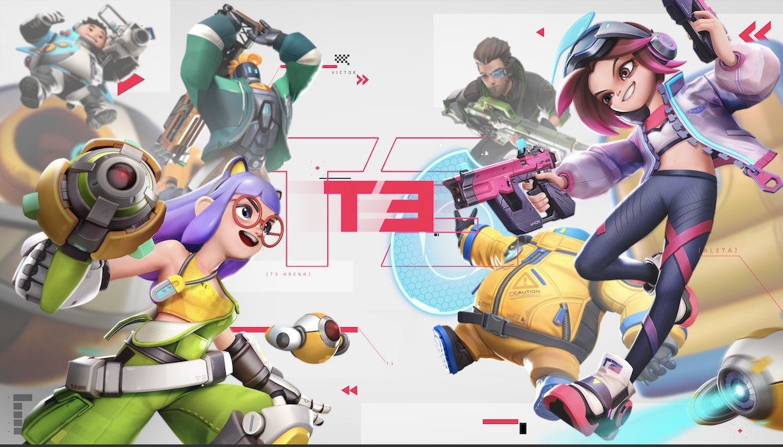 《T3》试玩报告:扬长避短,团队合作轻竞技