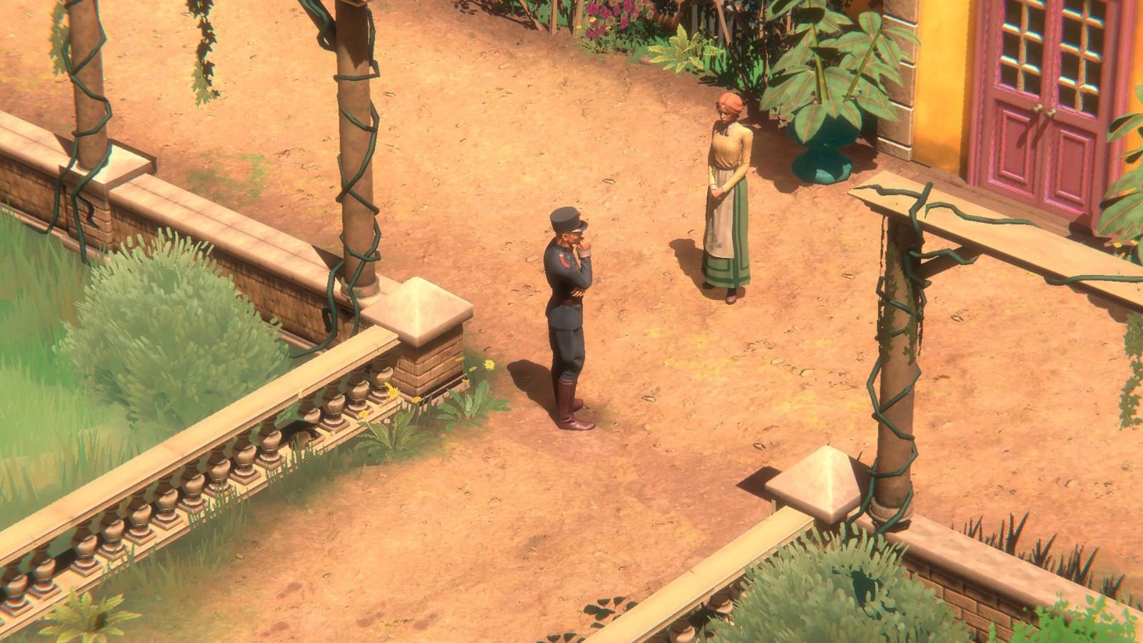侦探游戏阿加莎之《赫尔克里·波洛:最初的案件》公布