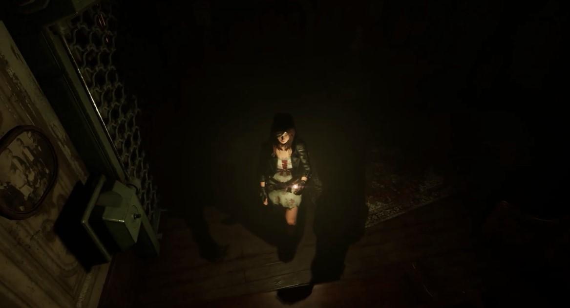 生存恐怖游戏《受折磨的灵魂》开头20分钟实机演示