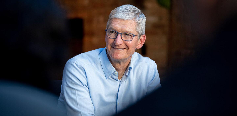 库克宣布苹果将向河南捐款 成第一家捐款外企
