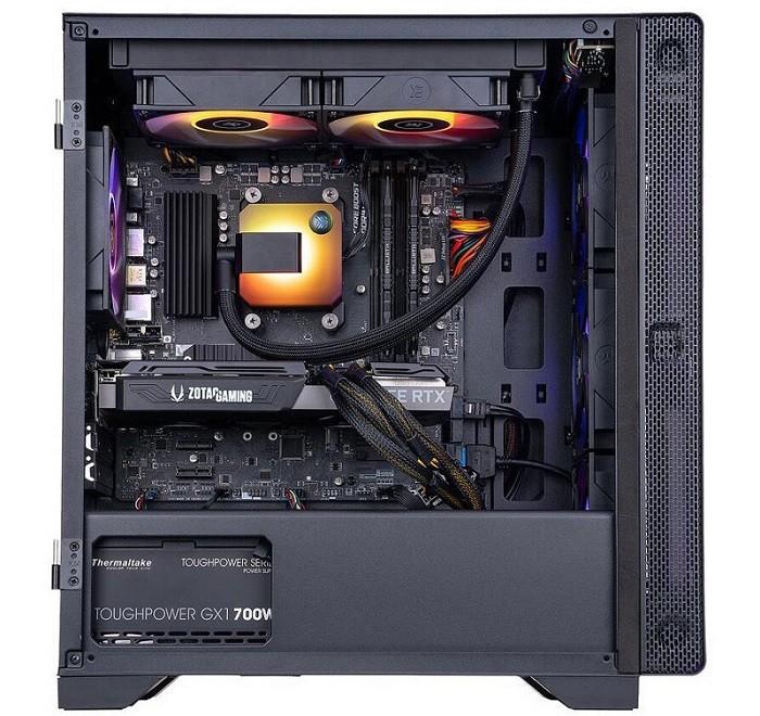 索泰发布MEK HERO系列游戏台式机 已为Windows 11做好准备