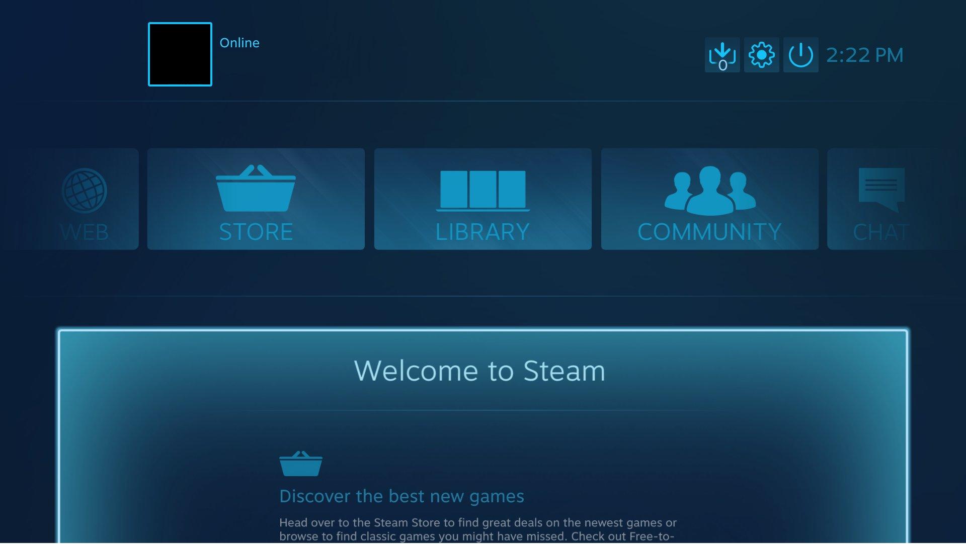 V社确认Steam Deck系统将取代Steam的大屏幕模式
