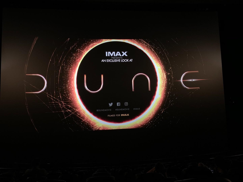 试映活动显示电影《沙丘》全称为《沙丘:第一部》