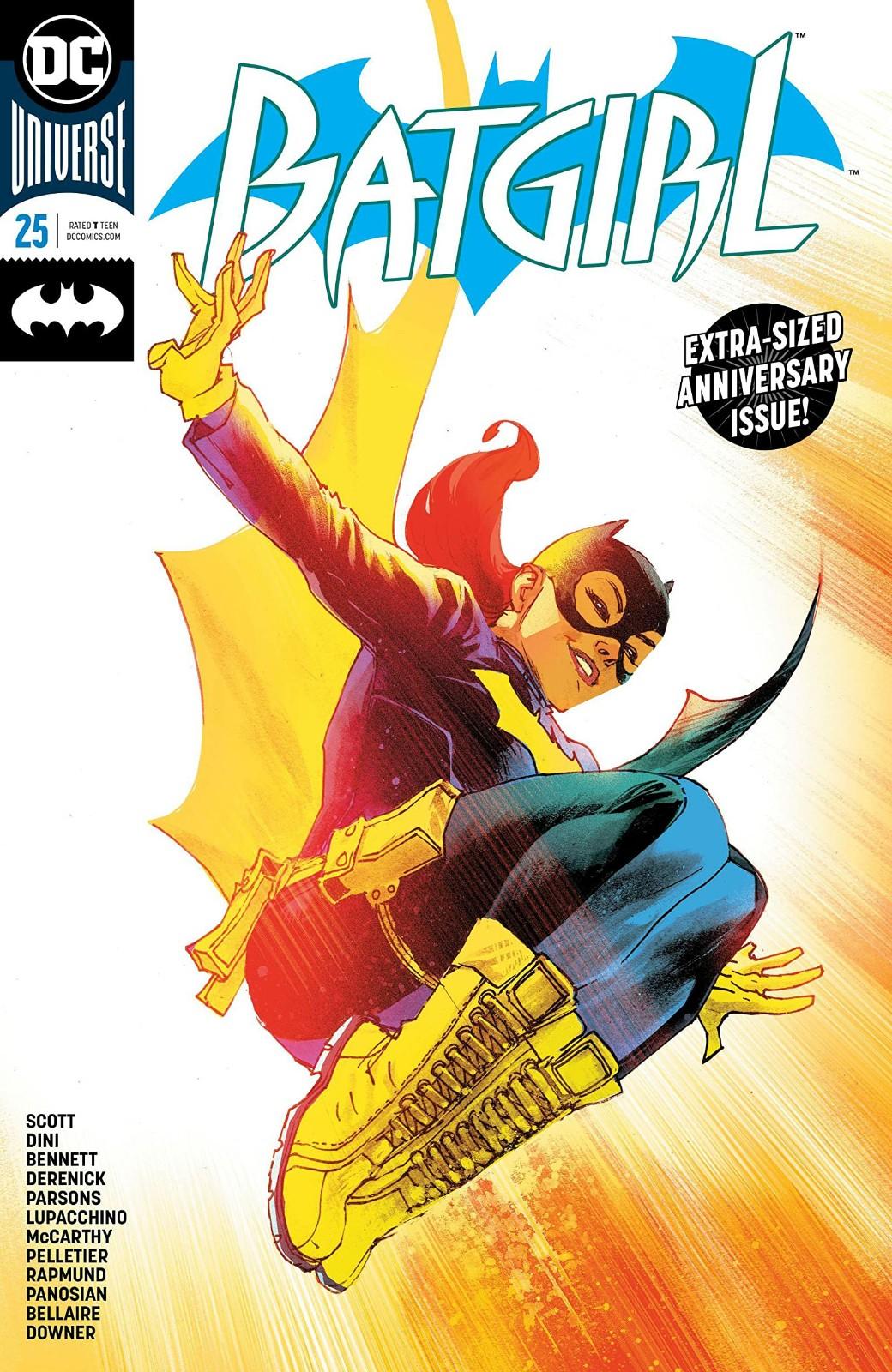 DC新片《蝙蝠少女》主演确定 拉丁裔美女演蝙蝠少女